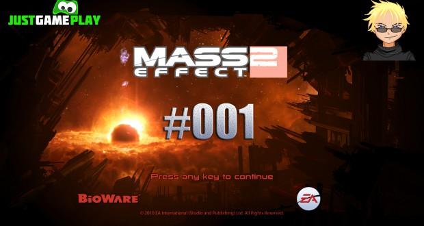 Mass Effect 2 #001