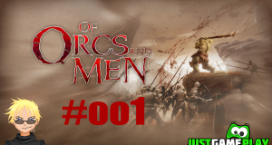 Of Orcs And Men #001