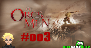 Of Orcs And Men #003